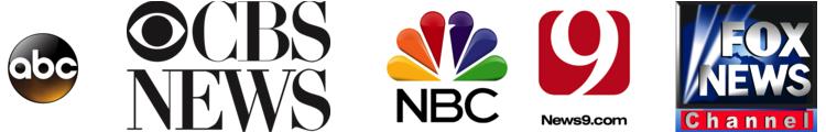 ReMe Basket ABC, CBS, NBC, Fox News, Channel 9